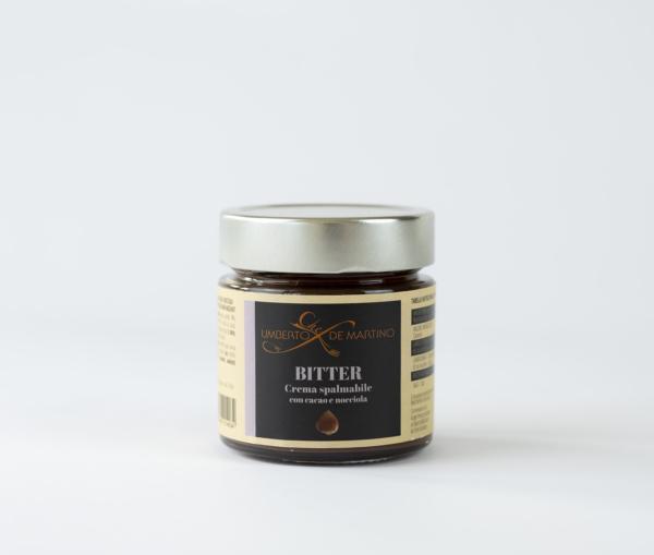 Crema Spalmabile Bitter Cacao e Nocciola